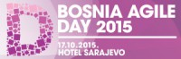 Conference: BOSNIA AGILE DAY 2015