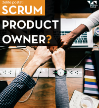 Trening: SCRUM PRODUCT OWNER I 5. novembar, 2020.