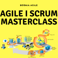 Trening: Agile i Scrum Masterclass (Sarajevo)   17-18. septembar 2021.